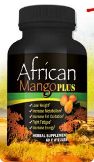 Buy African Mango Plus Bottle