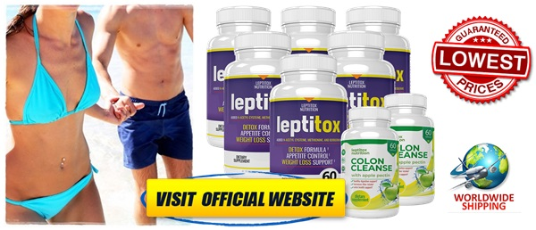 Weight Loss  Leptitox Box Contents